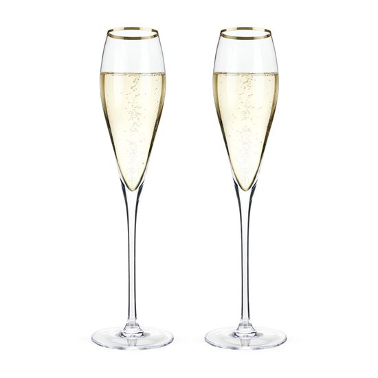 Picture of Belmont Champagne Flutes