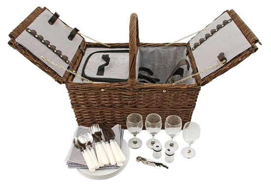 Picture of Cape Cod Picnic Basket
