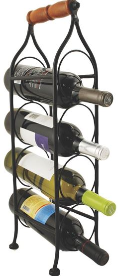 Picture of Climbing Tendril Wine Rack