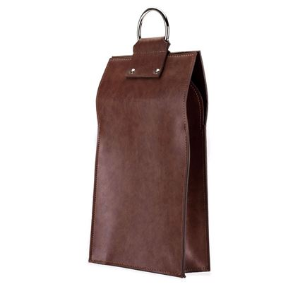 Picture of Faux Leather Double Wine Bag