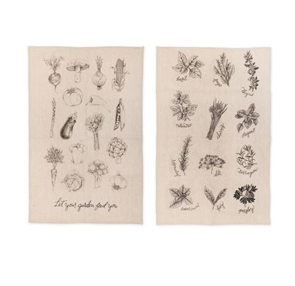Picture of Garden Kitchen Towels