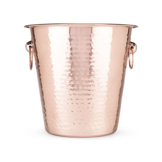 Picture of Hammered Copper Ice Bucket