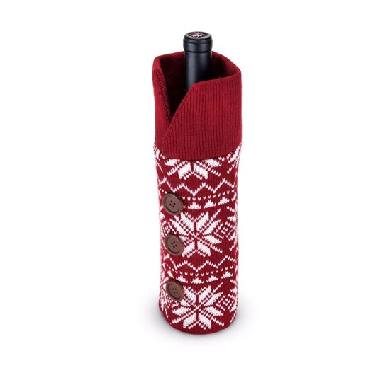 Picture of Holiday Wine Bottle Sweater