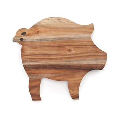Picture of Pig Cheese Board
