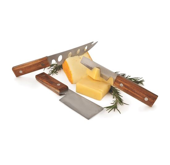 Picture of Rustic Cheese Set