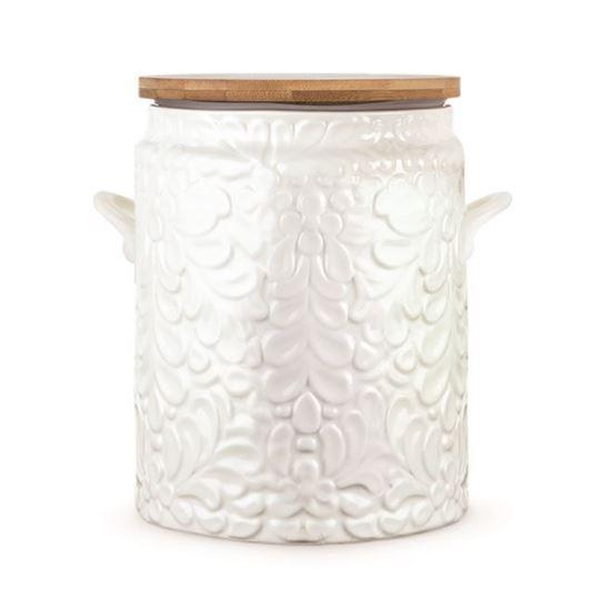 Picture of Textured Ceramic Cookie Jar