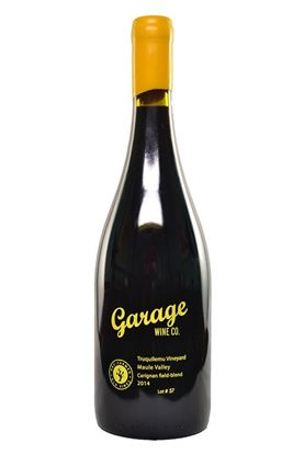 Picture of 2014 Garage Wine Co Carignan