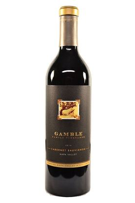 Picture of 2014 Gamble Family Vineyards