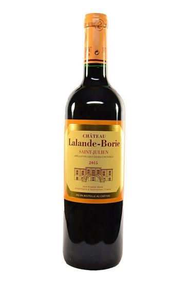 Picture of 2015 Chateau Lalande-Borie