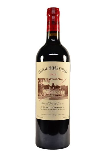 Picture of 2016 Chateau Picque Caillou