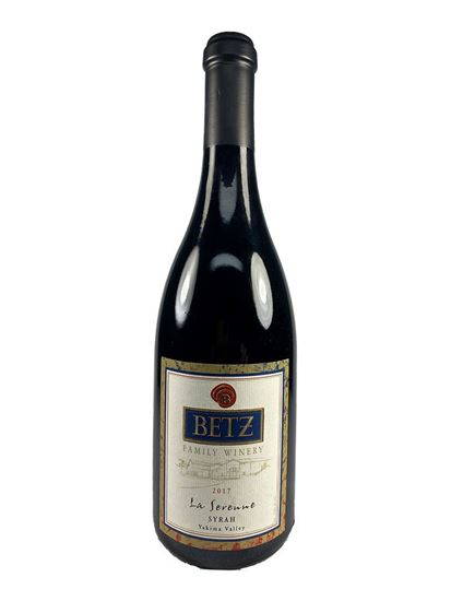 Picture of 2017 Betz Family Winery