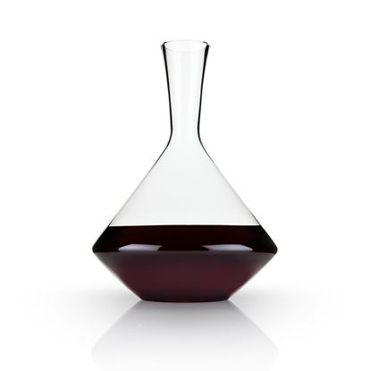 Picture of Raye Angled Crystal Decanter