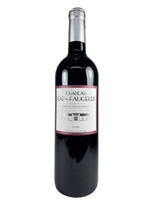 Picture of 2018 Chateau Cap de Faugeres